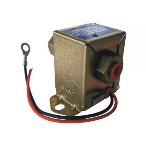 POLTTOAINEPUMPPU, FACET SOLID STATE 120L/H 0.3B