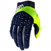 Ajohanskat, Airmatic Navy/Fluo Yellow, XL [100%]