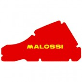 Ilmansuodatin, Double Red Sponge Piaggio NRG 94-96, MC2 -97, Typhoon [MALOSSI]