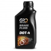 Jarruneste, Brake Fluid Dot-4 0,5L [GRO]