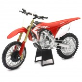 Pienoismalli, 1:12 Honda CRF 450R [New-Ray]