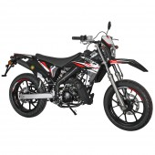 Rieju MRT Motard Low 2020, musta