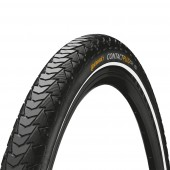 "Ulkorengas 28"" CONTINENTAL Contact Plus Reflex 42-622, musta"