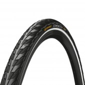 "Ulkorengas 28"" CONTINENTAL Contact Reflex 37-622, musta"