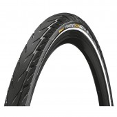 "Ulkorengas 28"" CONTINENTAL Contact Plus City Reflex 42-622, musta"