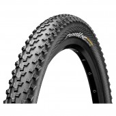 "Ulkorengas 20"" CONTINENTAL Cross King 50-406, musta"