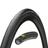 "Ulkorengas 28"" CONTINENTAL GP4000 S II tubular, 22mm, musta"