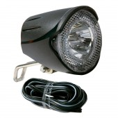 Etuled-valo napadynamoon UNION 1x LED 20 LUX, on/off-kytkin